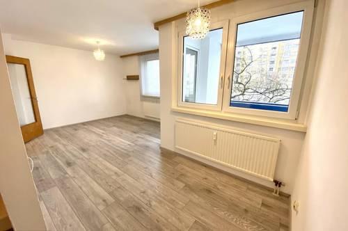 1-Zimmer Wohnung mit Loggia und Tiefgarage im Westen von Wels