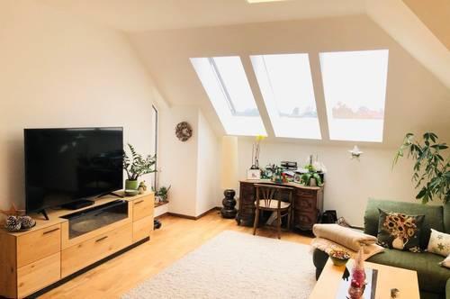 Stilvolle 3-Zimmer-Penthouse-Wohnung mit 2 Dachterrassen und 2 Tiefgaragenplätze