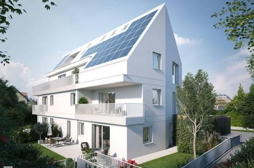 Leopoldskron/Erstbezug: Elegante 2-Zimmer Wohnung mit Ausstattung auf höchstem Niveau