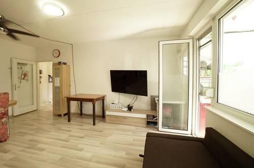 4-Zimmer mit Loggia inkl. Abstellplatz