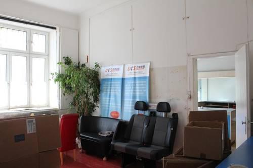 Anlageobjekt: Vermietete Wohnung inkl. Geschaeftslokal gegenüber Messe-Prater, 1020 Wien