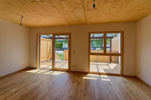 Perchtoldsdorf - Neubau Doppelhaushälfte mit großer Terrasse und Garten zu mieten