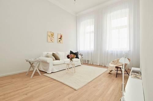 Nähe Aumannplatz! Charmant sanierte 2-Zimmer-Altbauwohnung in zentraler Lage