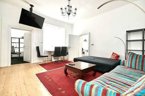 Bestlage Palais Coburg! Schön geschnittene 2-Zimmer-Wohnung in hoher Stockwerks- und Ruhelage