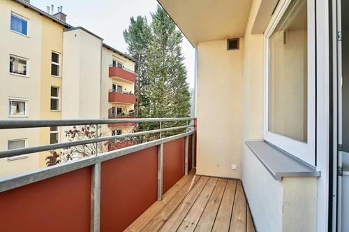 Erstbezug in Nußdorf! Sonnige 3-Zimmer-Wohnung mit Balkon in Ruhelage