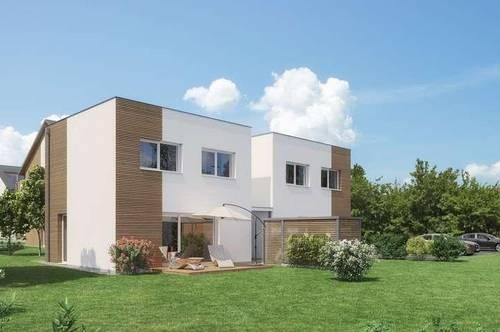 Moderne Maisonette im Reihenhausstil! Neubau in Strasswalchen!