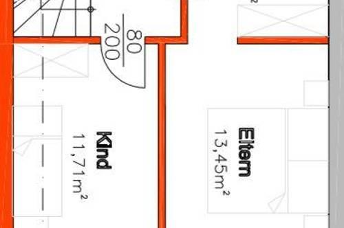 Wörgl Zentrum: Penthouse-Wohnung mit großer Dachterrasse nach Vereinbarung zu Vermieten