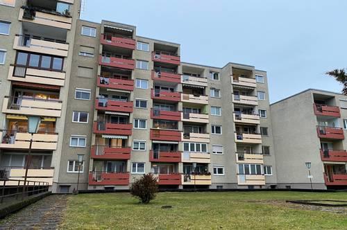 Wörgl Brixentaler Straße 66: 2-Zimmer-Wohnung mit Loggia zu Vermieten