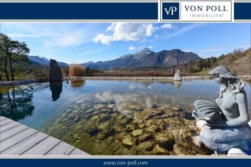 Wunderschönes Landhaus mit Bilderbuch-Panorama