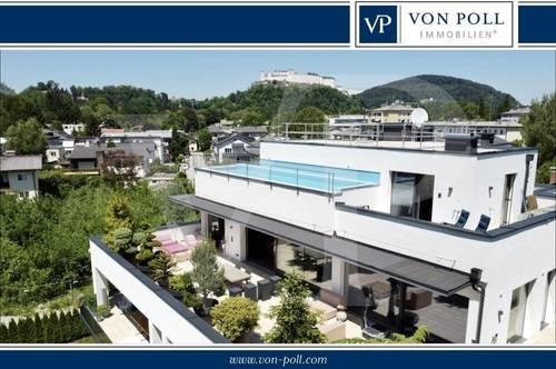 Penthouse der Superlative in Nonntal