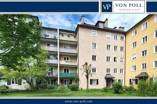 Zentrales Wohnen Salzburg-Riedenburg