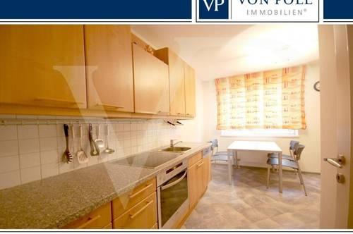 Wohnung mit viel Platz, Garage und Balkon in Salzachnähe!