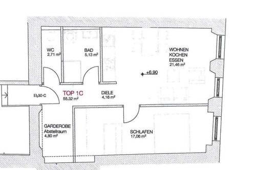 Wohnen in der Altstadt! Neu sanierte 2-Zimmer-Wohnung ab sofort!