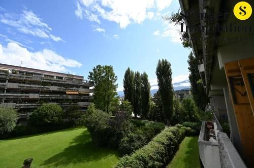 Mariahilfpark - 2-Zimmer-Wohnung mit Balkon und TG-Abstellplatz