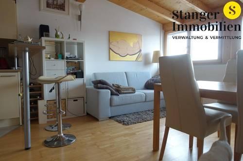 Aldrans - 3-Zimmer-Wohnung mit Balkon und TG-Abstellplatz
