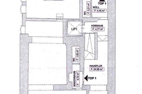 Zentrum - Bürgerstraße Großzügige Geschäftsräumlichkeiten zu vermieten!