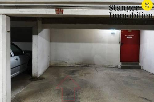 Höttinger Au: geräumiger Tiefgaragenstellplatz - frei ab sofort!