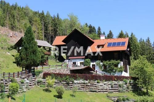 Stilvoller Berghof - ein Standort voll Naturenergie