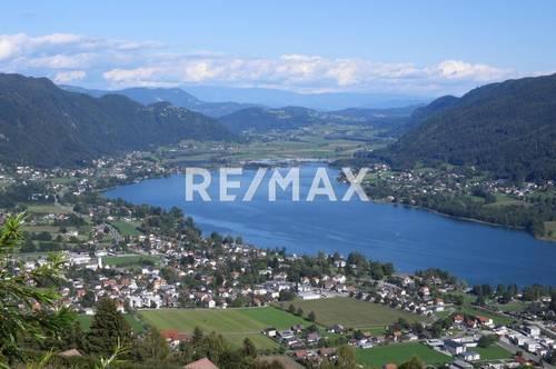 Ferienwohnsitzchalet mit See- und Panoramablick