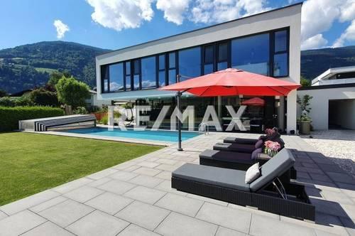 Stilvolles Haus zwischen Berg und See