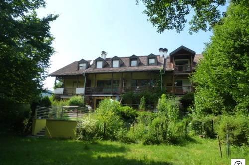 Bergheim: 3-Zi.-Maisonettewohnung in absoluter Ruhelage an der Fischach