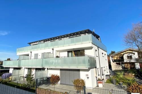Hallein/Neualm: Attraktive 3-Zi.-Penthousewhg. mit 30 m² Terrasse - in ruhiger Lage - WBF mögl.