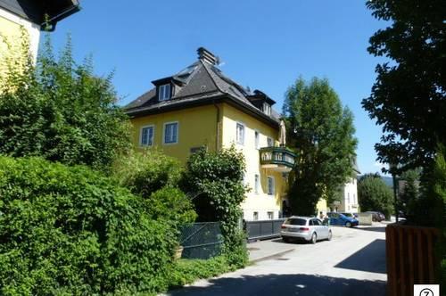 Gemütliche 3-Zi.-Wohnung in Nonntal mit sonnigem Balkon