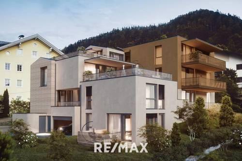 Sixthsense Schwaz - NEUBAUPROJEKT alpine view Top 5 - exklusive 5-Zimmer- Maisonettewohnung