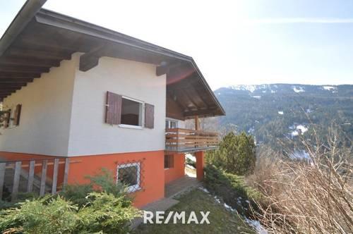 Wochenendhaus in sonniger Lage am Wattenberg - kein Hauptwohnsitz
