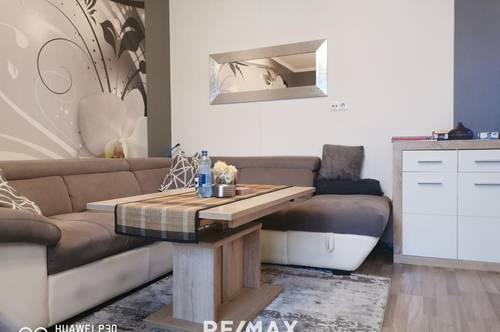 Gemütliche 2-Zimmer-Wohnung in Aussichtslage