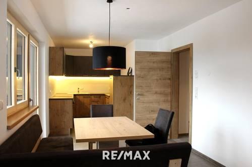 neuwertige komplett möblierte 3 Zimmer Wohnung STUMM - NEUBAU