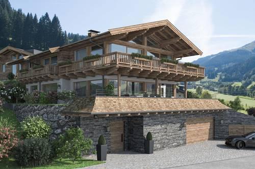 Luxus Penthouse in Jochberger Top-Lage