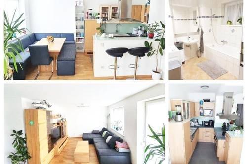 Randlage Vöcklabruck - Schöne Wohnung mit Balkon nahe Baggersee