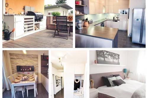 Graz/Liebenau - Schöne Wohnung mit Fußbodenheizung, Dachterrasse und Parkplatz