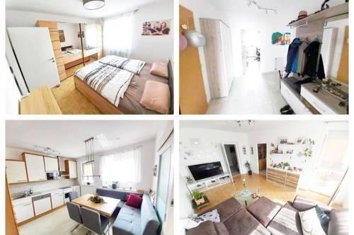Sankt Florian - Schöne Wohnung mit Loggia und Tiefgaragenplatz
