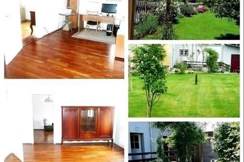 Bezirk Gänserndorf/Drösing - Schönes Haus mit Balkon, Garage, Keller und Garten