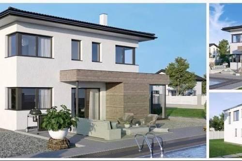 Randlage Viktring - ELK-Design-Haus und ebenes Grundstück (Wohnfläche - 130m² & 148m² möglich)