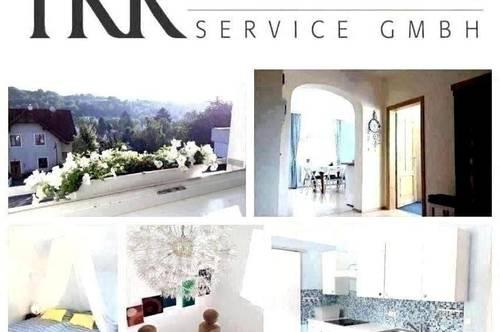 Nahe Wolkersdorf - Großzügige Wohnung mit Garten