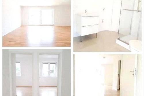 Lassee - Schöne Wohnung mit Fußbodenheizung,Balkon,Parkplatz und Hobbygarten