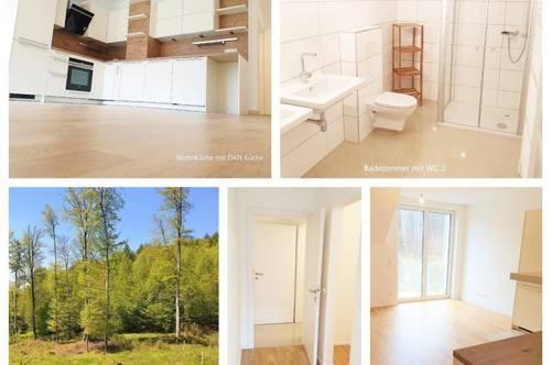 Riederberg/Nahe Wien - Schöne Wohnung mit Balkon, Fußbodenheizung und Tiefgaragenplätze