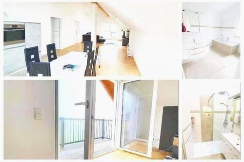 Straßwalchen - Schöne Wohnung mit Fußbodenheizung,2 Balkone und 2 KFZ-Abstellplätze