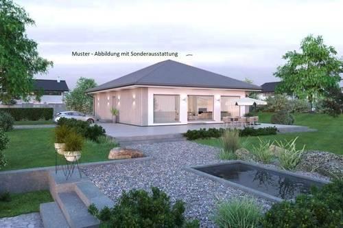 Sie haben bereits ein Grundstück - Schöner ELK-Bungalow für Ihr Grundstück (Wohnfläche - 104m² & 120m² möglich)