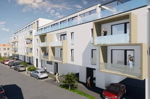 Optimal geplante Wohnung in TOPLAGE