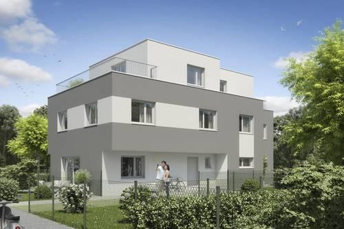 Traumhaftes Haus in Erstbezug inkl privater Gartenfläche, Terrassen und Balkon in U1 Leopoldau Gehweite