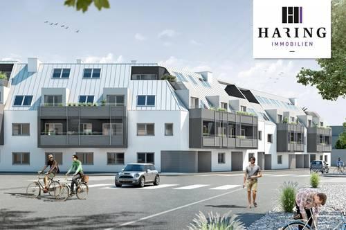 PROVISIONSFREI MIETEN - 2-Zimmer-Erstbezugswohnung inkl Markenküche und Loggia Außenfläche - Garagenplätze vorhanden / B-02