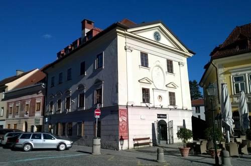 Wohnungen am Hauptplatz Friesach!