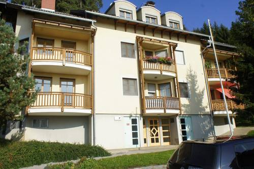 Jede Menge Platz - 3-Zimmer Wohnung in Ettendorf - Provisionsfrei direkt vom Eigentümer