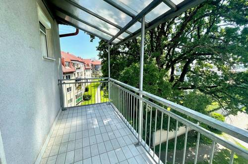 Provisionsfrei | 2 Zimmer | Balkon