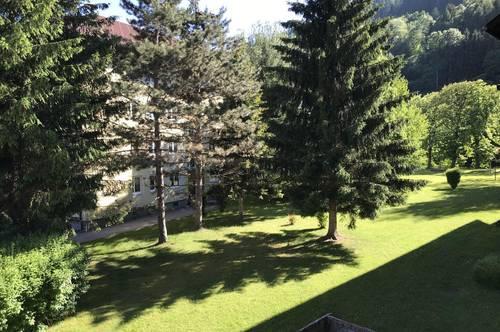 RESERVIERT! Wohnung mit Blick ins Grüne