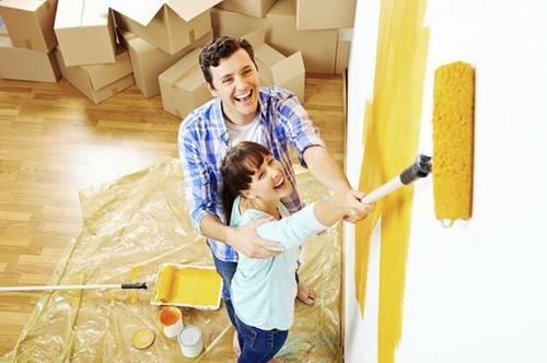 Frisch gestrichene Wohnung wartet auf Sie!